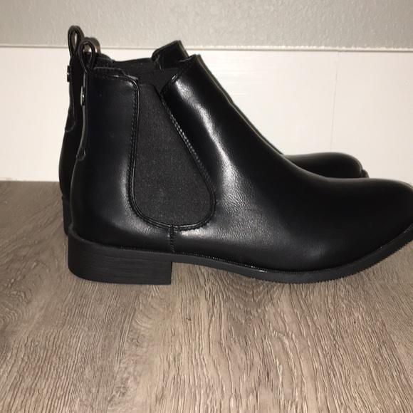 1cb83305441 Asos Park Lane Flat Chelsea Boots